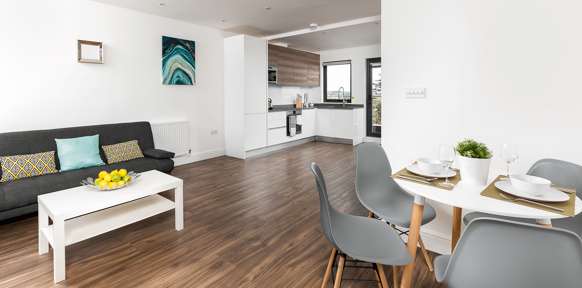 Skyvillion Embassy Court  – London Bounds Green